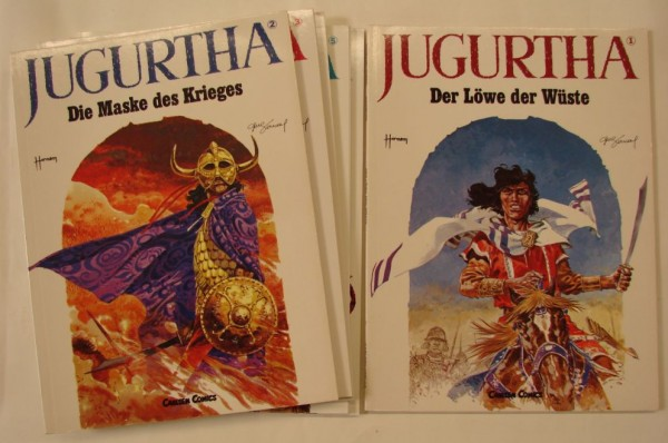 Jugurtha (Carlsen, Br.) Nr. 1-12 kpl. (Z1-2)