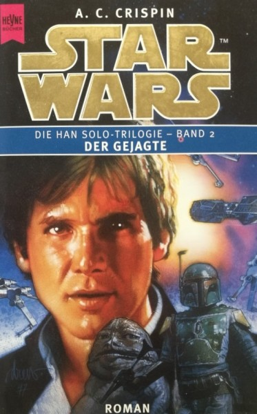 Star Wars - Han Solo Trilogie (Heyne, Tb.) Nr. 1-3