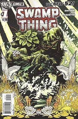 Swamp Thing (2011) 2-29