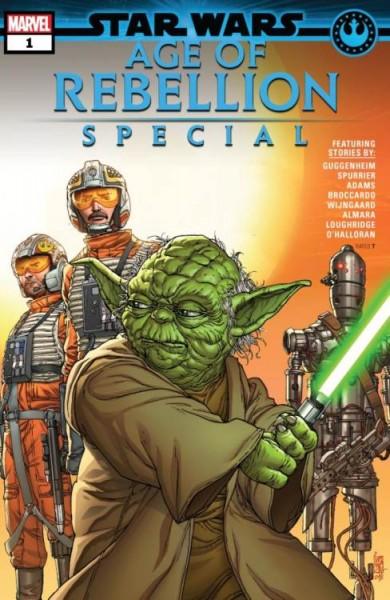 Star Wars Heft (2015) 55 Kiosk-Ausgabe (02/20)