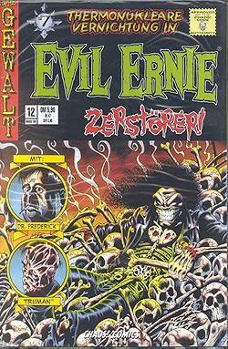 Evil Ernie 11/12 limitiert