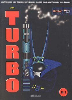 Turbo (Hirntot, Gb.) Nr. 1-4