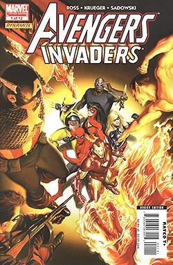 Avengers/Invaders 1-12