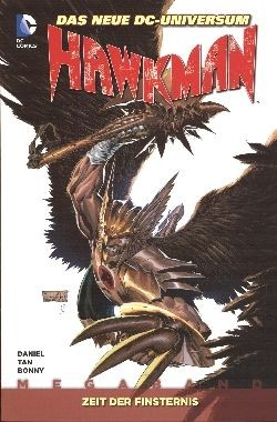 Hawkman Megaband 1