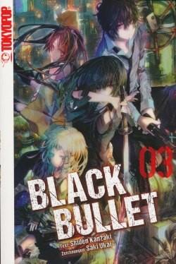 Black Bullet Novel 03