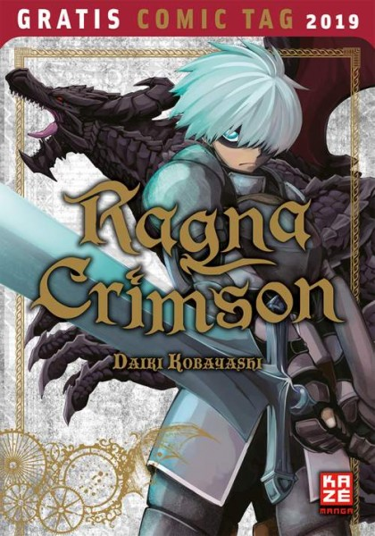 Gratis Comic Tag 2019: Ragna Crimson