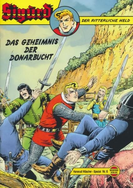 Hansrudi Wäscher Spezial (Wildfeuer, Gb.) Nr. 6