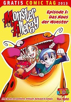 Gratis Comic Tag 2013: Monster Allergy