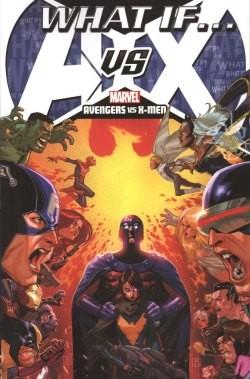 What If Avengers vs X-Men SC
