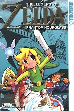 Legend of Zelda (Tokyopop, Tb.) Phantom Hourglass Nr. 1 (neu)