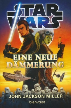 Star Wars - Eine neue Dämmerung (Blanvalet, Tb.) Einzelband (Z0-2)