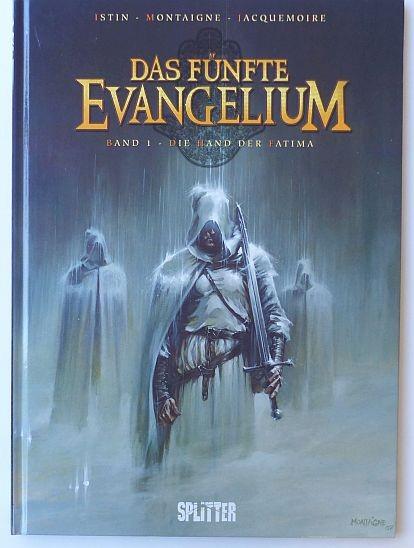 Fünfte Evangelium (Splitter, B.) Nr. 1-4 kpl. (Z1)