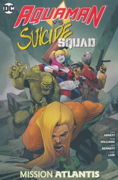 Aquaman vs Suicide Squad: Mission Atlantis