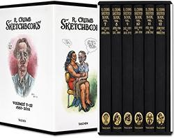 Robert Crumb: Sketchbooks 1982-2011