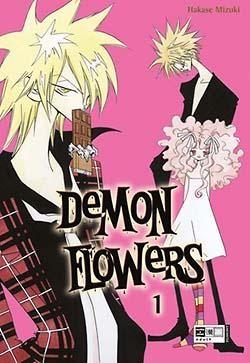 Demon Flowers (EMA, Tb.) Nr. 1-5 (neu)