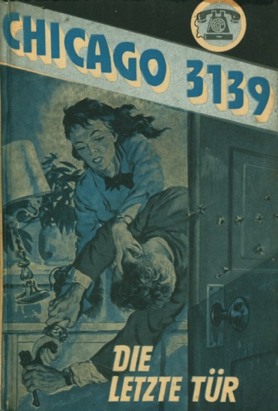 Chicago 3139 Leihbuch Letzte Tür (Bethke)