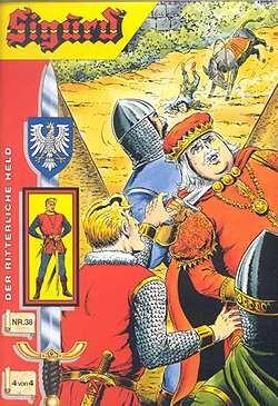 Sigurd 38 (Cover 4) limitiert