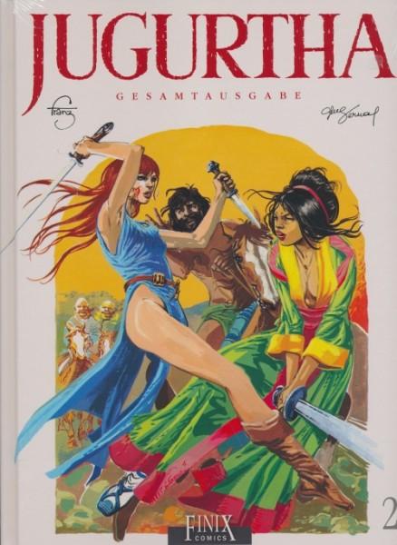 Jugurtha Gesamtausgabe 2