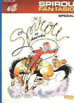 Spirou und Fantasio Spezial 15: Spirou in Amerika