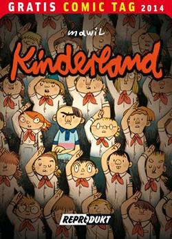 Gratis Comic Tag 2014: Kinderland