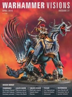 Warhammer: Visions 27