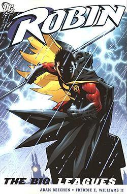US: Robin: The Big League