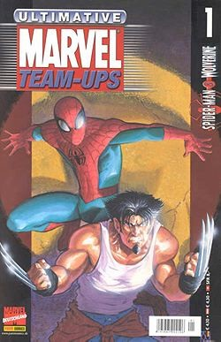 Ultimative Marvel Team-Ups (Panini, Gb.) Nr. 1-6 kpl. (Z1)