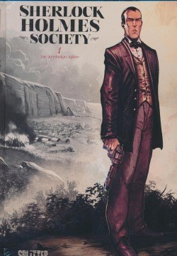 Sherlock Holmes - Society (Splitter, B.) Nr. 1-3 kpl. (Z1)