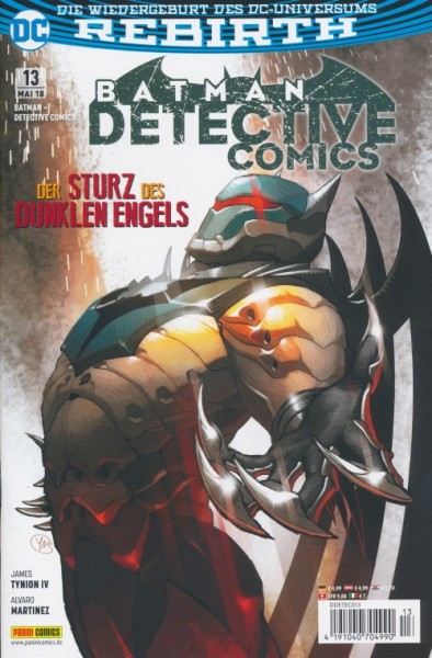Batman Detective Comics (2017) 13