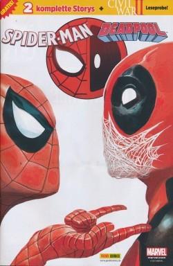 Marvel Tag 2017 Gratis-Comic