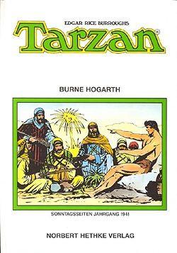 Tarzan Sonntagsseiten 1941