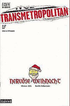 Transmetropolitan: Nervöse Weihnacht Variant