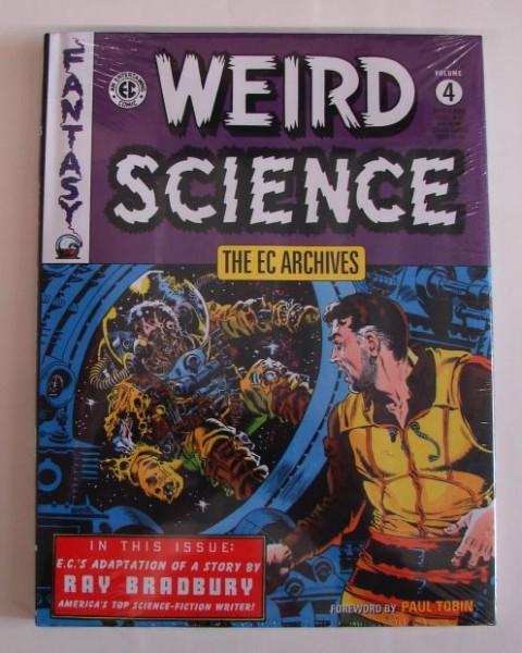 EC Archives Weird Science HC ab Vol.2