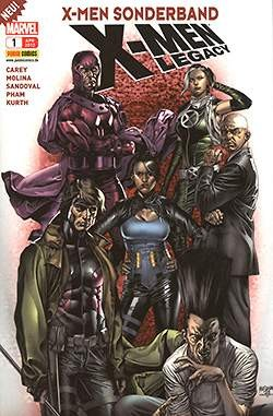 X-Men Sonderband: X-Men Legacy 1