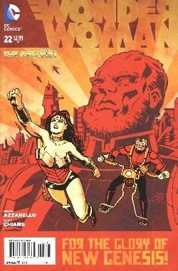Wonder Woman (2011) ab 2