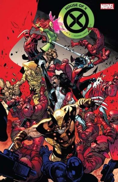 X-Men: House of X & Powers of X 3 (von 4) (04/20)