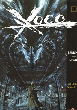 Xoco (Splitter/Kult Editionen, B.) Nr. 1-4 kpl. (Z1)