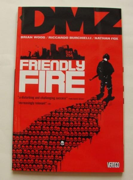 DMZ Vol.04 Friendly Fire