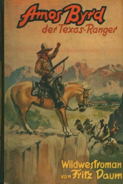 Daum, Fritz Leihbuch Amos Byrd, der Texas-Ranger (Hönne)