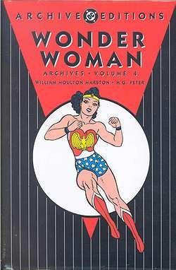 US: Wonder Woman Archives Vol.4