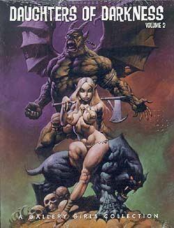 Sqpinc: Daughters of Darkness Vol.2