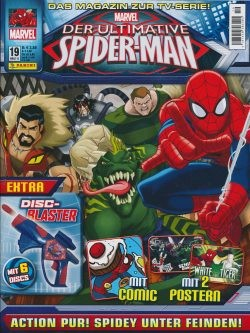 Ultimative Spider-Man Magazin 19