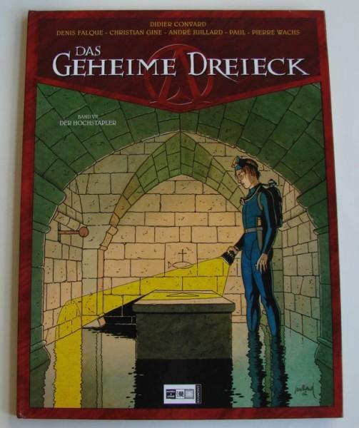 Geheime Dreieck (Ehapa, B.) Nr. 1-7