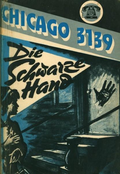 Chicago 3139 Leihbuch Schwarze Hand (Bethke)