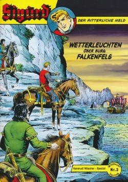 Hansrudi Wäscher Spezial (Wildfeuer, Gb.) Nr. 3