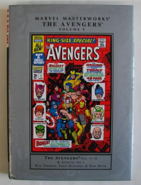 Marvel Masterworks - Avengers (Z1) ab 1