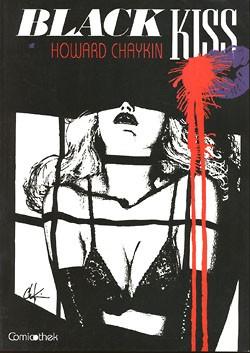 Black Kiss (Comic Verlagsges.m.b.H., Br.) Nr. 1-3