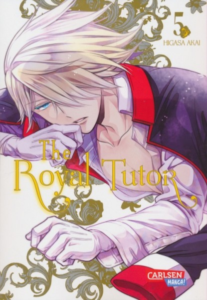 The Royal Tutor 05