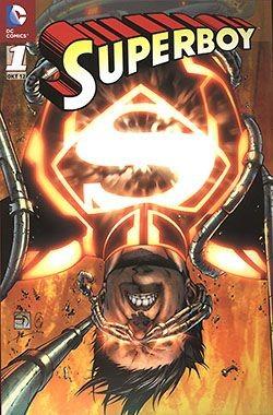 Superboy 1 Variant