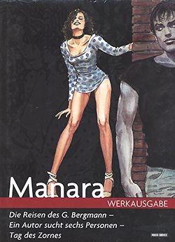 Milo Manara Werkausgabe 09